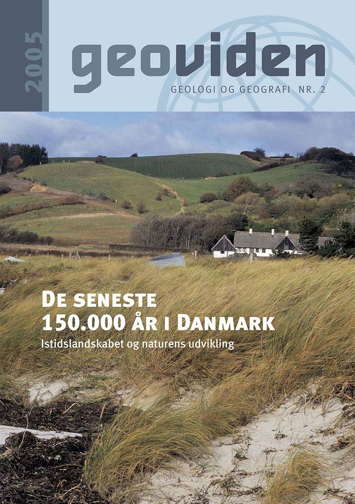 Geoviden 2, 2005 forside