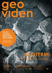 Geoviden 1 2019 om geotermi