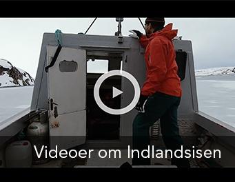 Videoer om indlandsisen