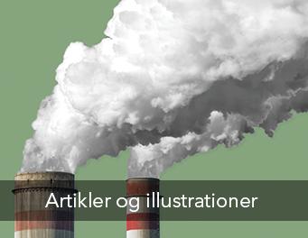 Link til artikler og illustrationer om CCS