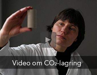 Link til video om CO2 lagring
