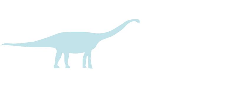 Dinosaurfund på Rønne Formation