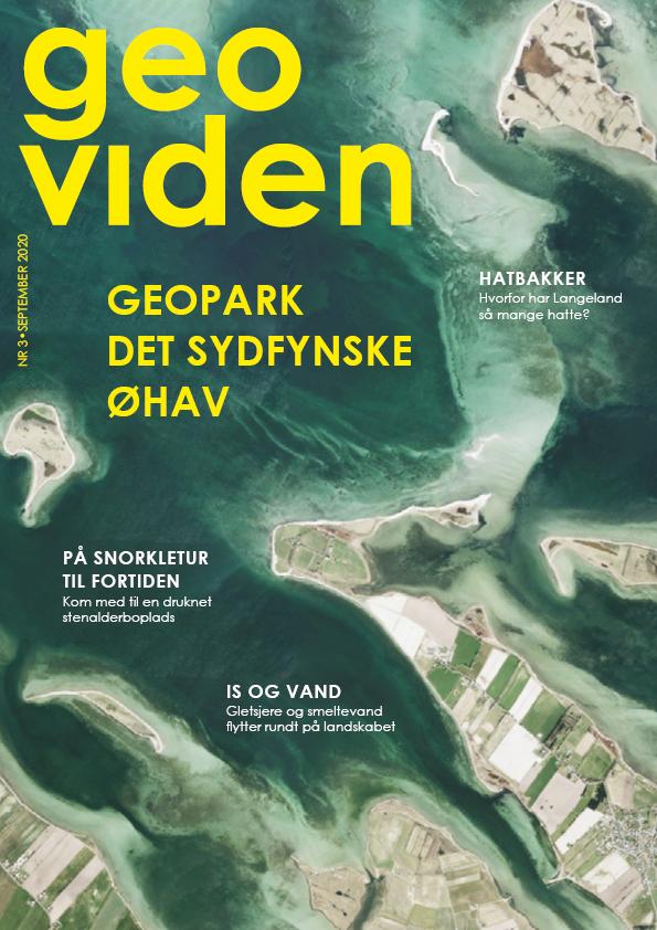 Geoviden 3, 2020 forside